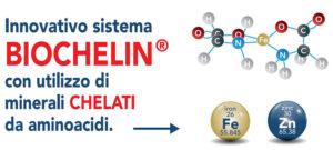 sistema brevettato Biochelin
