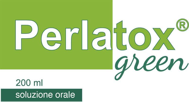 Perlatox Green sciroppo